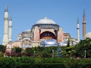 Αγια Σοφια Κωνσταντινουπολη