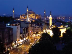 Ταξιδι στην Κωνσταντινουπολη
